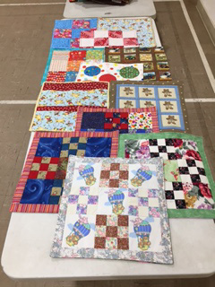 dolly quilts